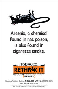 Picture of Toxic Trivia Arsenic color ad